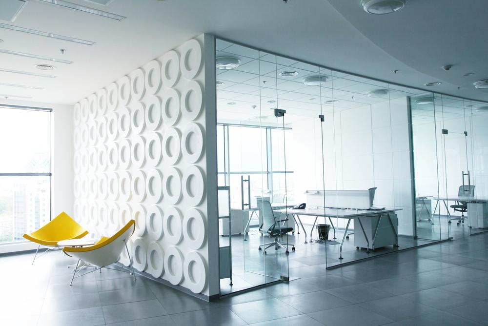 Het Nieuwe Kantoor : De deurbel van het nieuwe kantoor van dimgray hangt