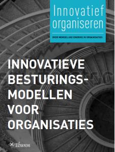 innovatief organiseren omslag deel 1