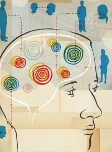 hersens sociale interactie